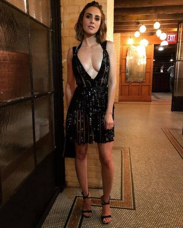 Alison Brie… And Some Facts About Her