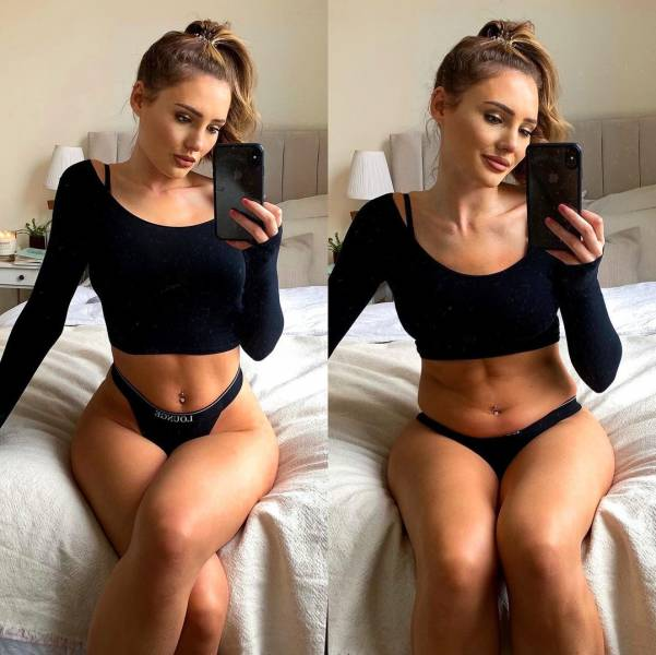 Photos With Cellulite And Saggy Bellies: This Is How Bloggers Trick Us