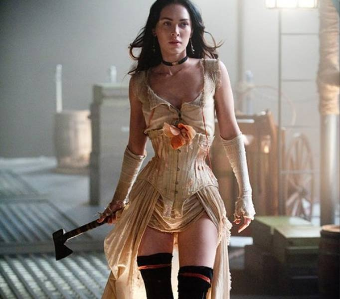 Megan Fox And Her Hottest Movie Roles