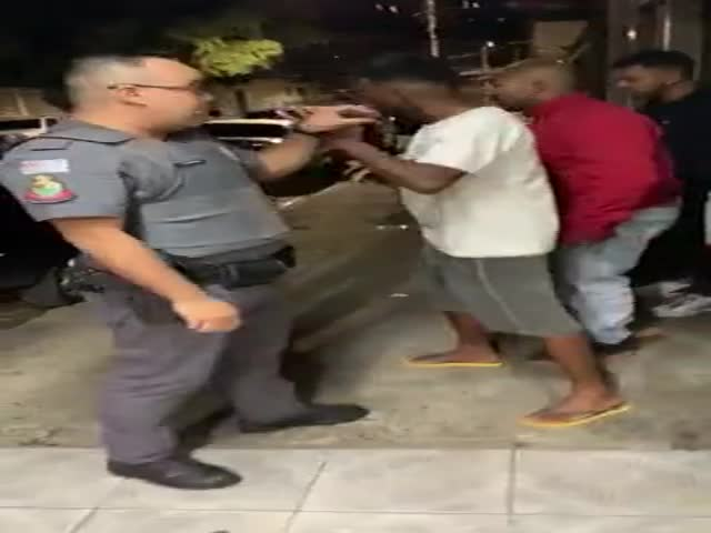 Respect The Police…