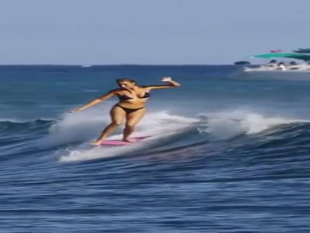 Hot Surfing!