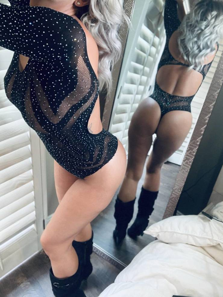 Can You See Through These Fishnets And Mesh?