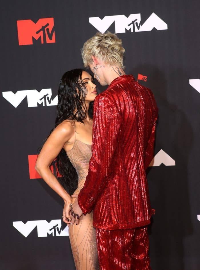 "Megan Fox At ""MTV"" VMA"