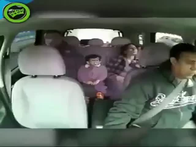 Who Needs Seatbelts Anyway?