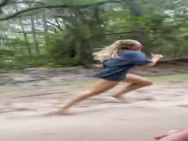 Bottomless Running…