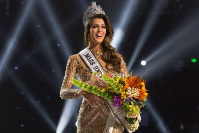 Your Miss Universe 2017 Is Here And She's Absolutely Fantastic!