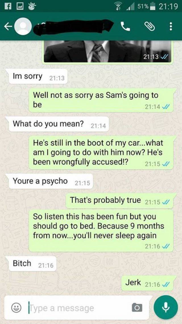 Texting The Wrong Person Has Never Been So Dreadful