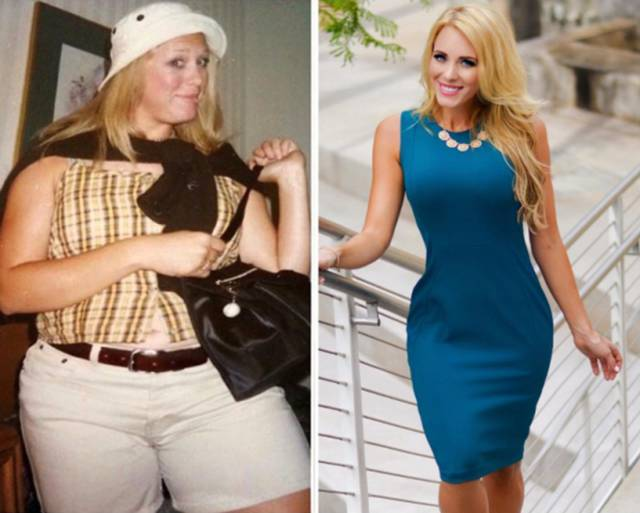 The Body Transformations Which Seemed Impossible At First…