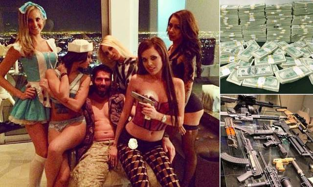 Take A Sneak Peek Into The Crazy Life Of Dan Bilzerian