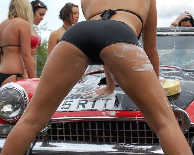 There Is No Better Way To Clean All Those Dirty Cars