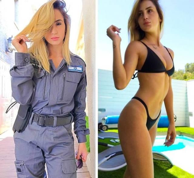 Israeli Army Gonna Kill You With Their Beauty