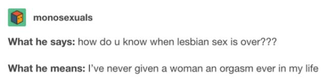 Tumblr Knows Everything About Sex. Kind Of
