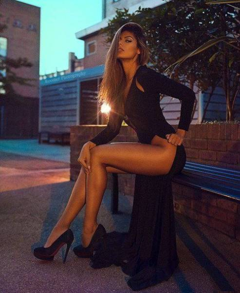 These Legs Will Make You Forget Everything You Know
