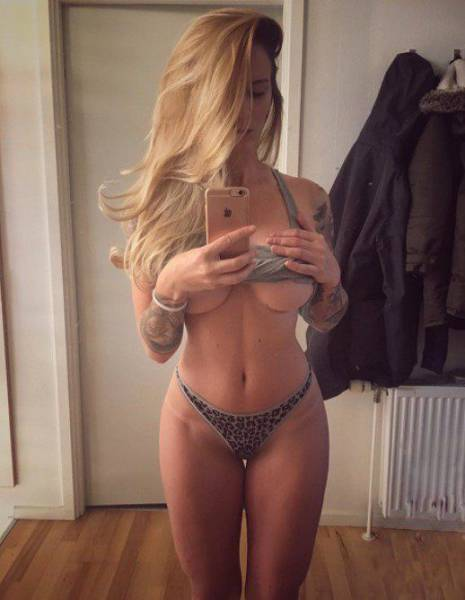 Underboob Is A Beautiful Glimpse At Something Bigger And Prettier