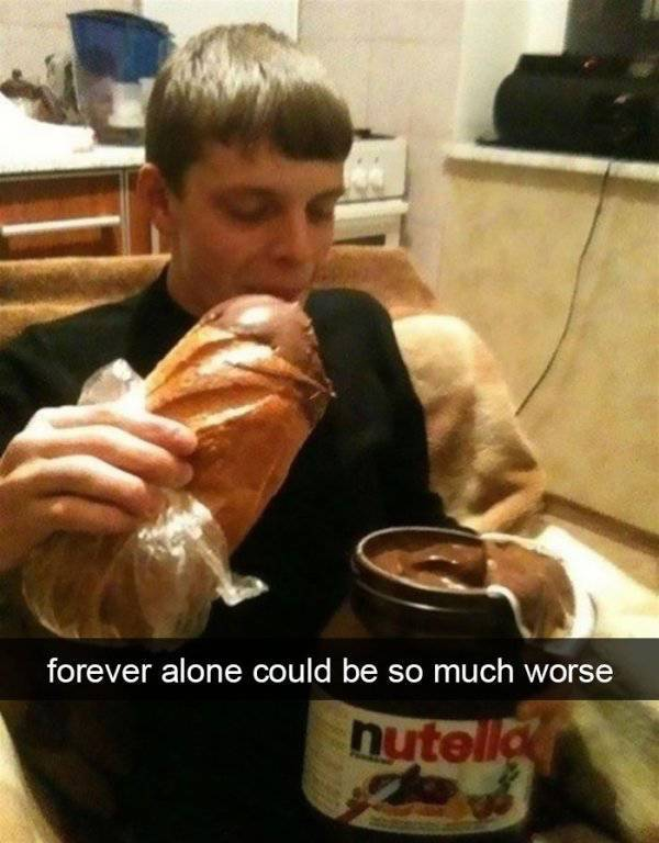 For Some People Loneliness Is Forever