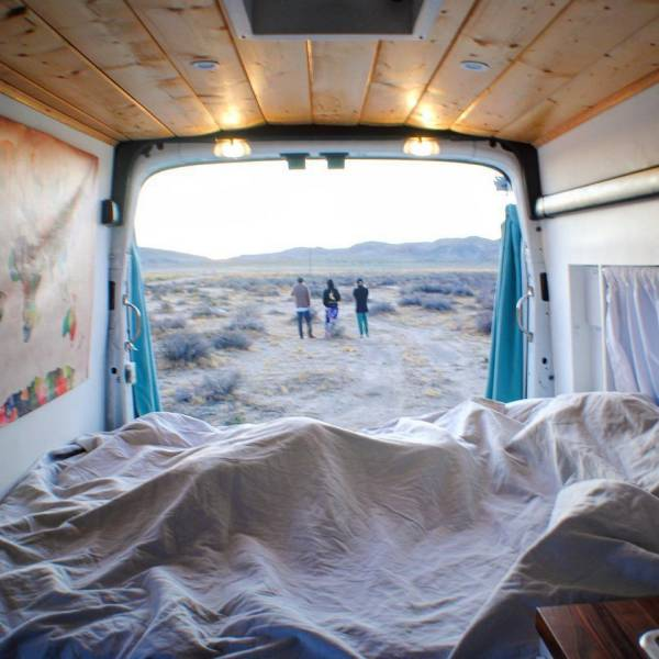 Mobile House Is A Paradise On Wheels