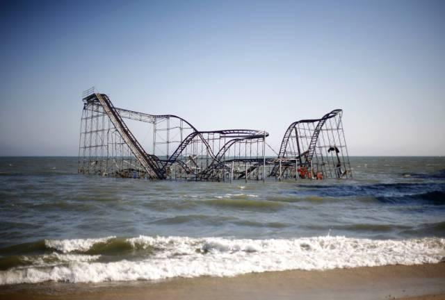 Here's How Destructive Hurricane Sandy Was 5 Years Ago