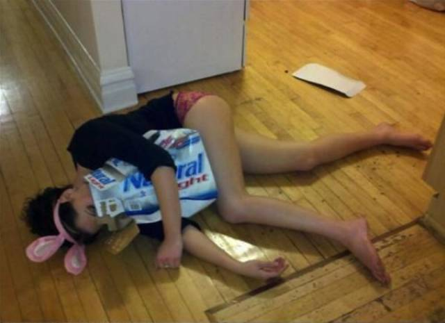 We All Know What Happens When You Get Drunk