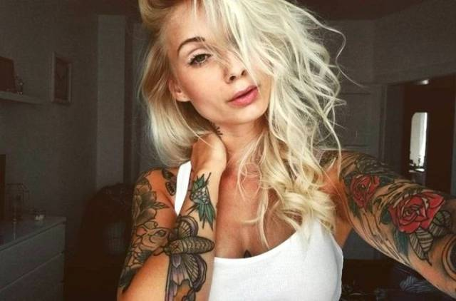 Blondes Are The Real Beauty!
