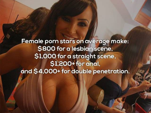 Porn Comes With Some Naughty Facts