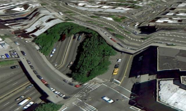 Google Maps Are Full Of Creepy Glitches