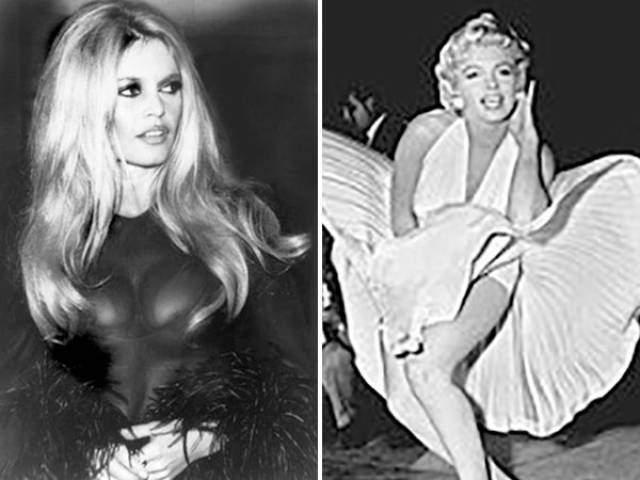 How Boobs Evolved Since 1950's