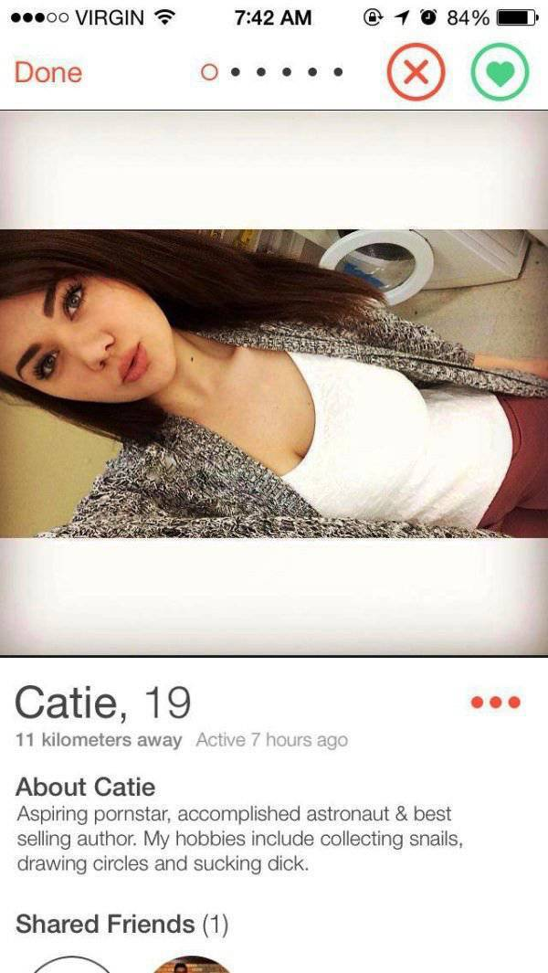 Tinder Girls Are A Very Special Kind Of Girls