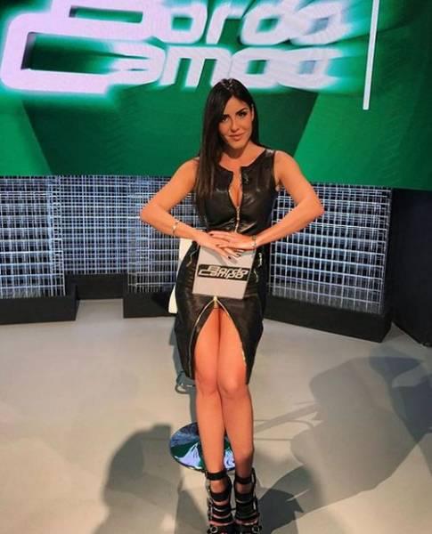 Barbara Francesca Is Why Italians Love Watching Sport TV