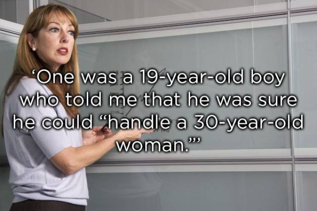 Some Stories Of Teachers Who Were Sexually Approached By Their Students