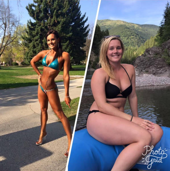 Beauty Is Not Measured By How Skinny You Are, And These Girls Prove It