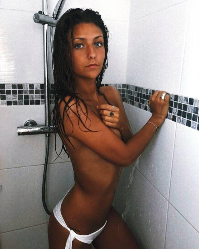 Wet Is Sexy, That's All There's To It