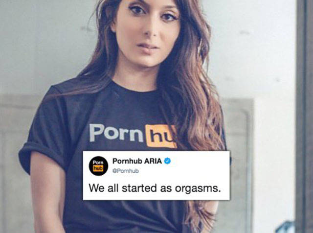 Pornhub Knows A Thing Or Two About Kinky Tweets