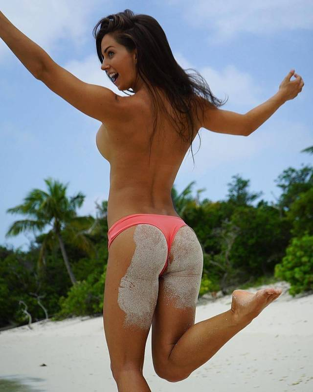 Sand Is Not Enough To Cover These Booties!