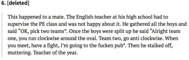 Some Teachers Should Never Be Allowed To Be Even Close To Children