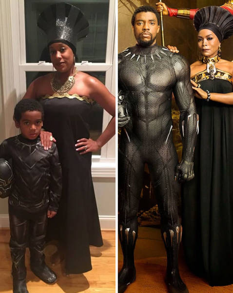 Some Of The Best Halloween Costume Ideas!