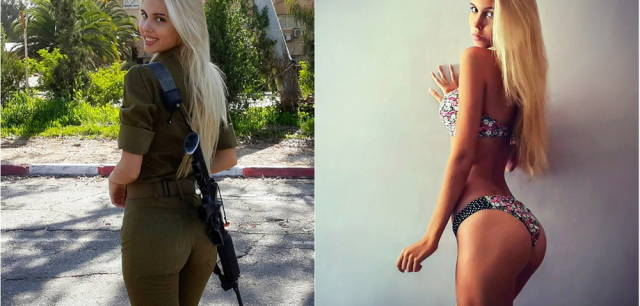 Israeli Army Has The Prettiest Girls