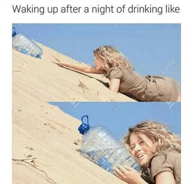 Diagnosis: Absolutely Wasted