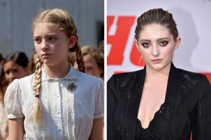 Kids From Movies Tend To Grow Up Very Fast