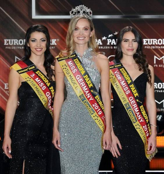 "The New ""Miss Germany"" Is A…Policewoman!"