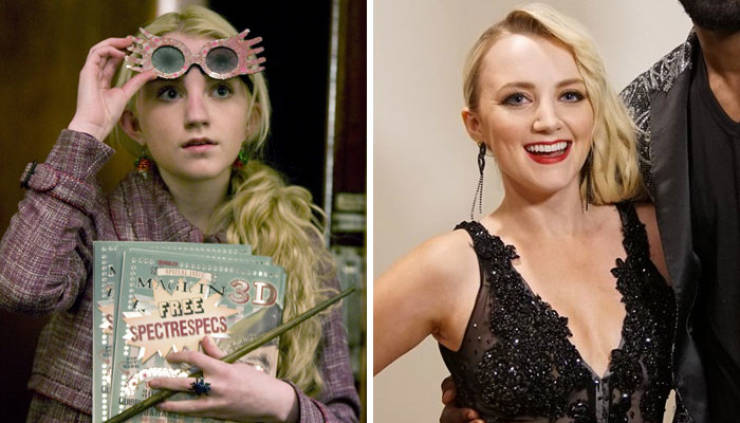 "So, Where Are All The ""Harry Potter"" Actors Now?"