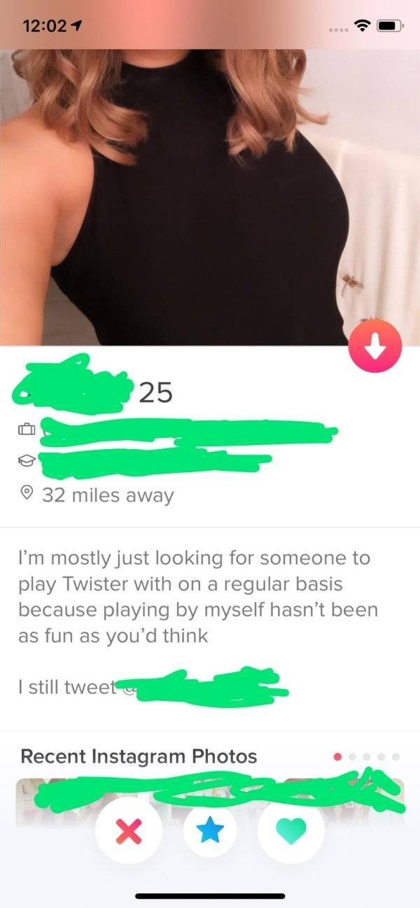 Tinder: What's Shame, Again?
