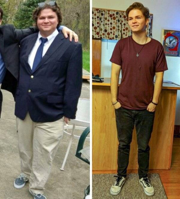 People Who Prove That You Can Lose Any Amount Of Weight You Want