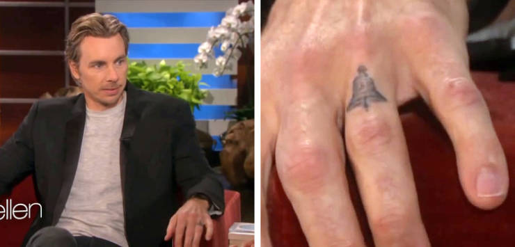 Celebs And Meanings Behind Their Tattoos