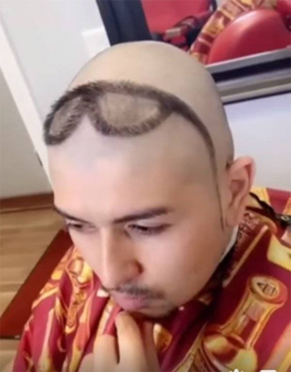 Something's Wrong With Your Haircut And, Apparently, Your Head