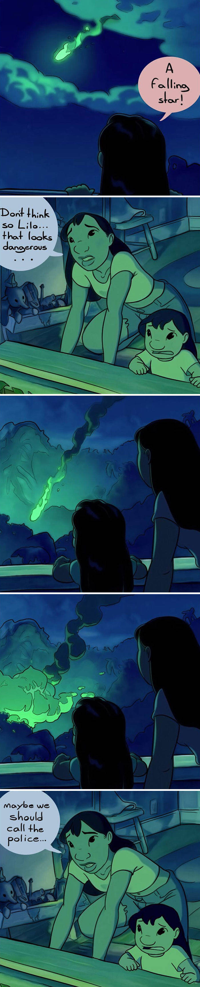 Realistic Disney Movies Would Look Very Creepy