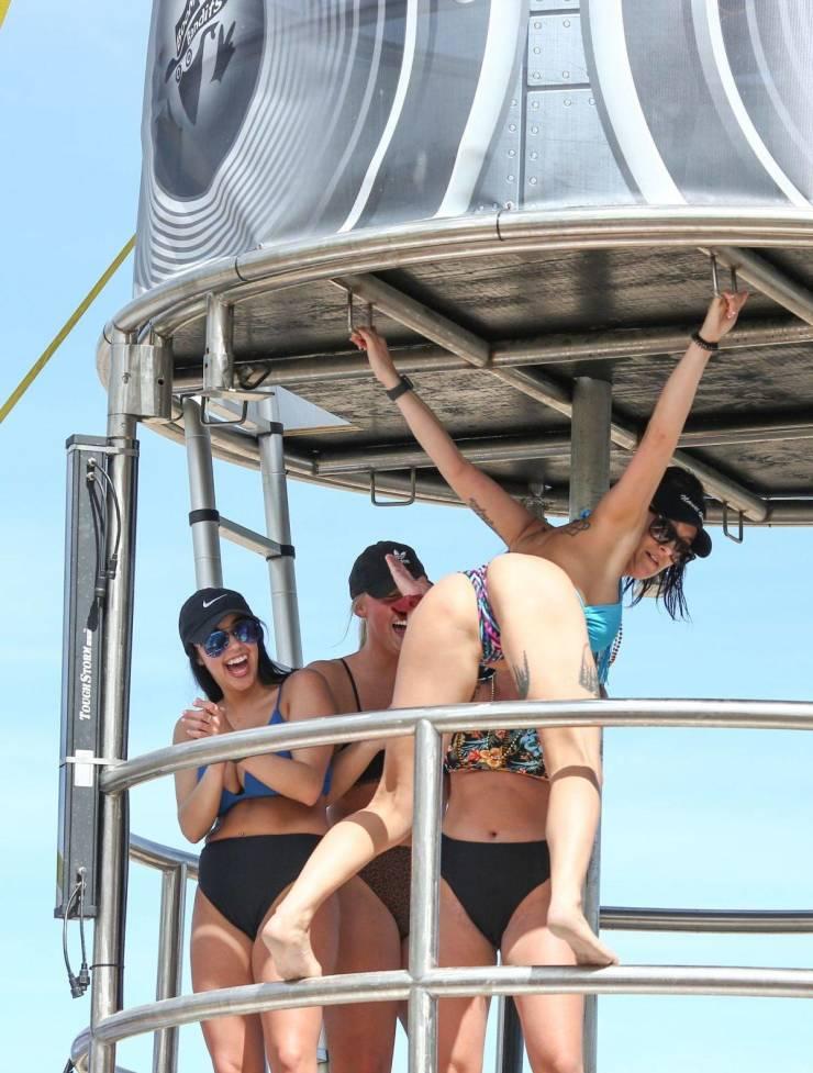 Girls Having A Ton Of Fun