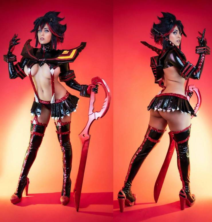 Best Cosplay Is Sexy Cosplay!