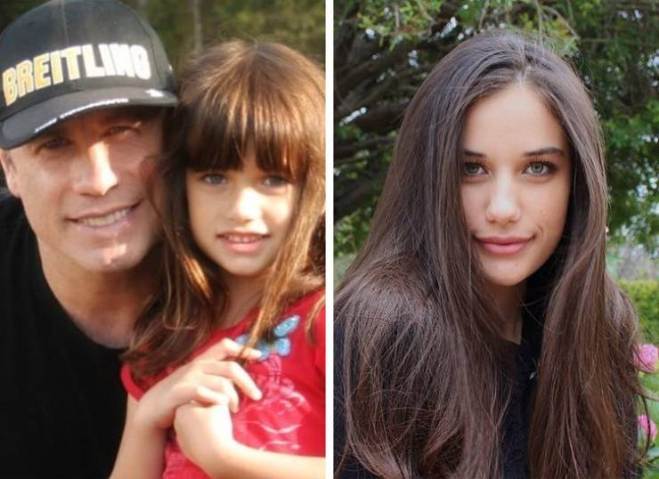 Celebrity Kids Who Are Already Grown Up All Of A Sudden