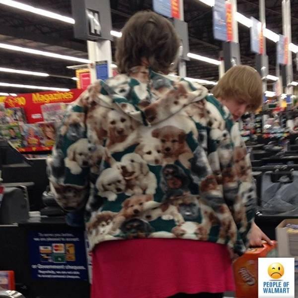 Walmart Is A Crazy, Crazy Place…