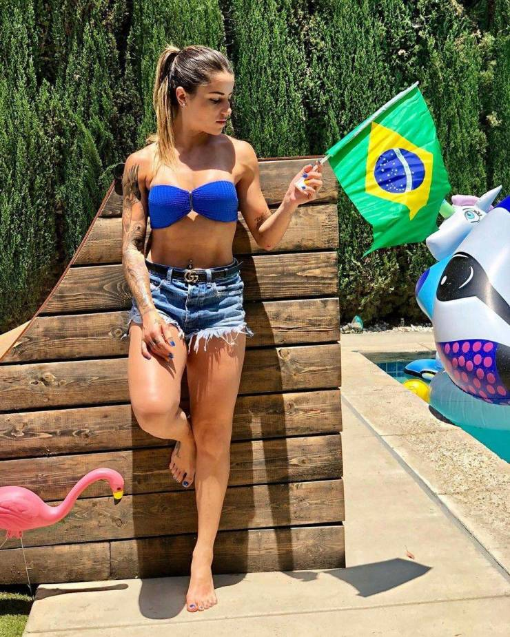 Brazil Looks Like A Pretty Hot Place